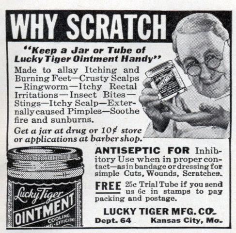Why scratch?